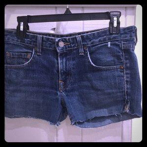 Levi's Premium Cutoff shorts